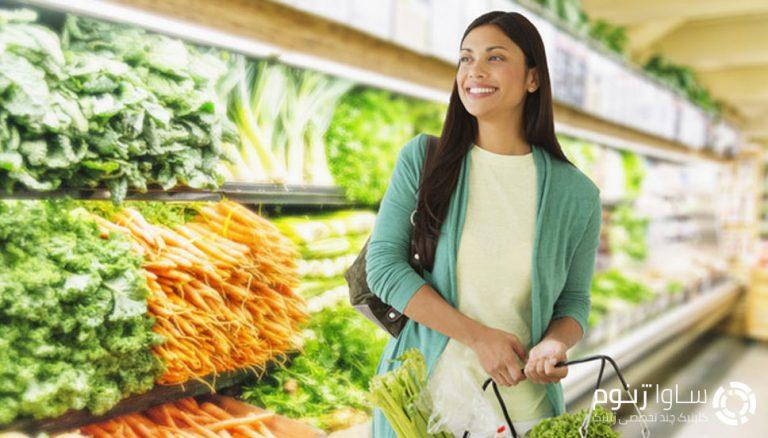 تاثیر انتخاب مواد غذایی بر سلامتی زنان